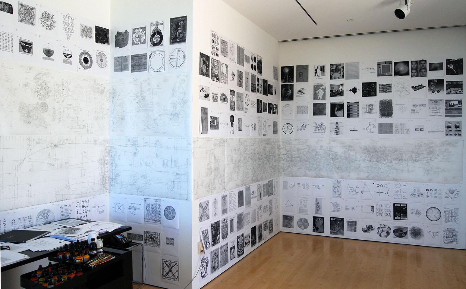 Matthew Ritchie Studio Getty Reserach Institute_small