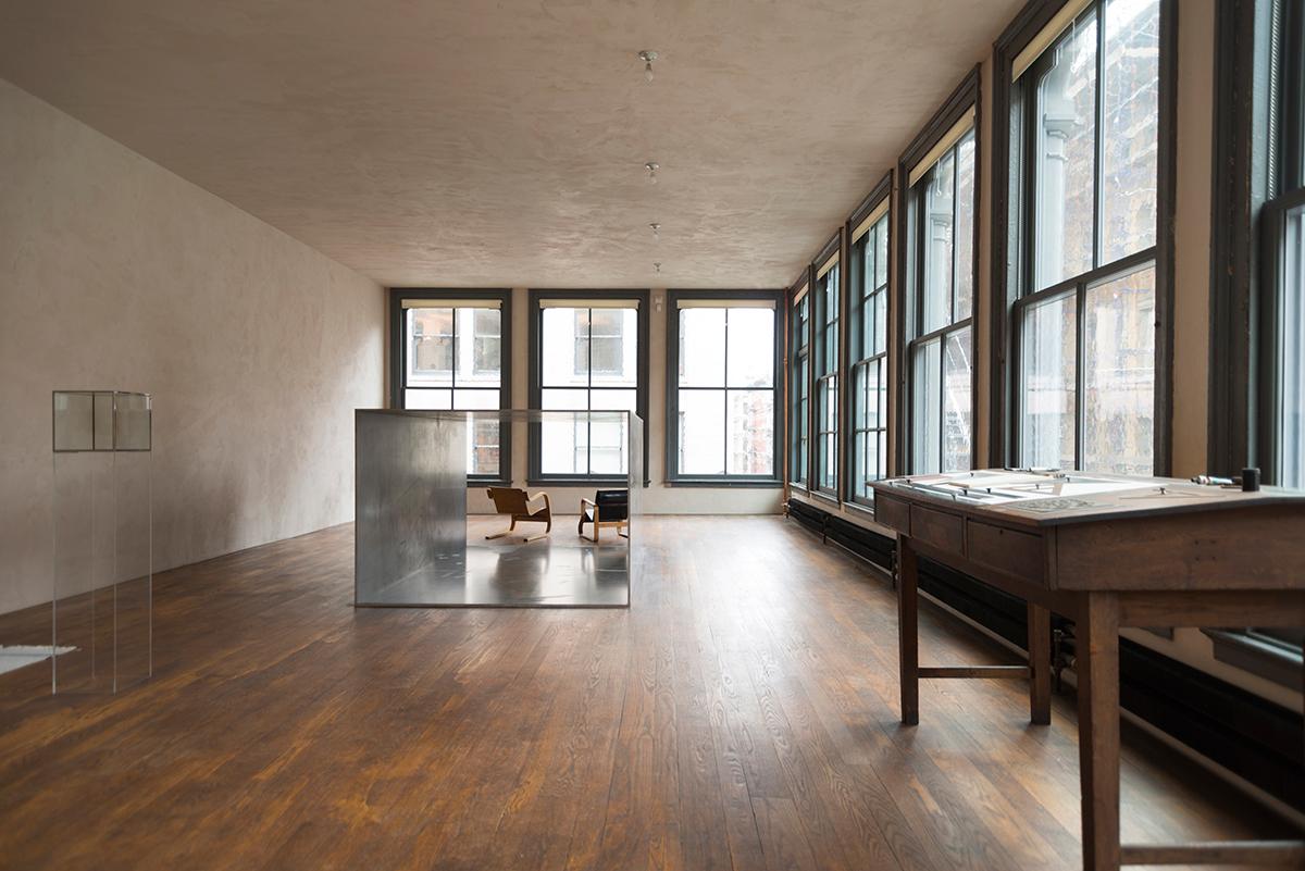 3rd Floor, 101 Spring Street, New York. Image: Charlie Rubin. Image © Judd Foundation