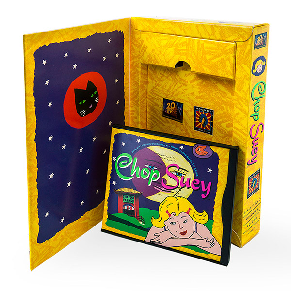 Teresa Duncan, Chop Suey (Magnet Interactive, 1995, co-created with Monica Gesue)