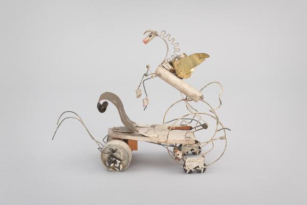 Calder's Circus, Pegasus