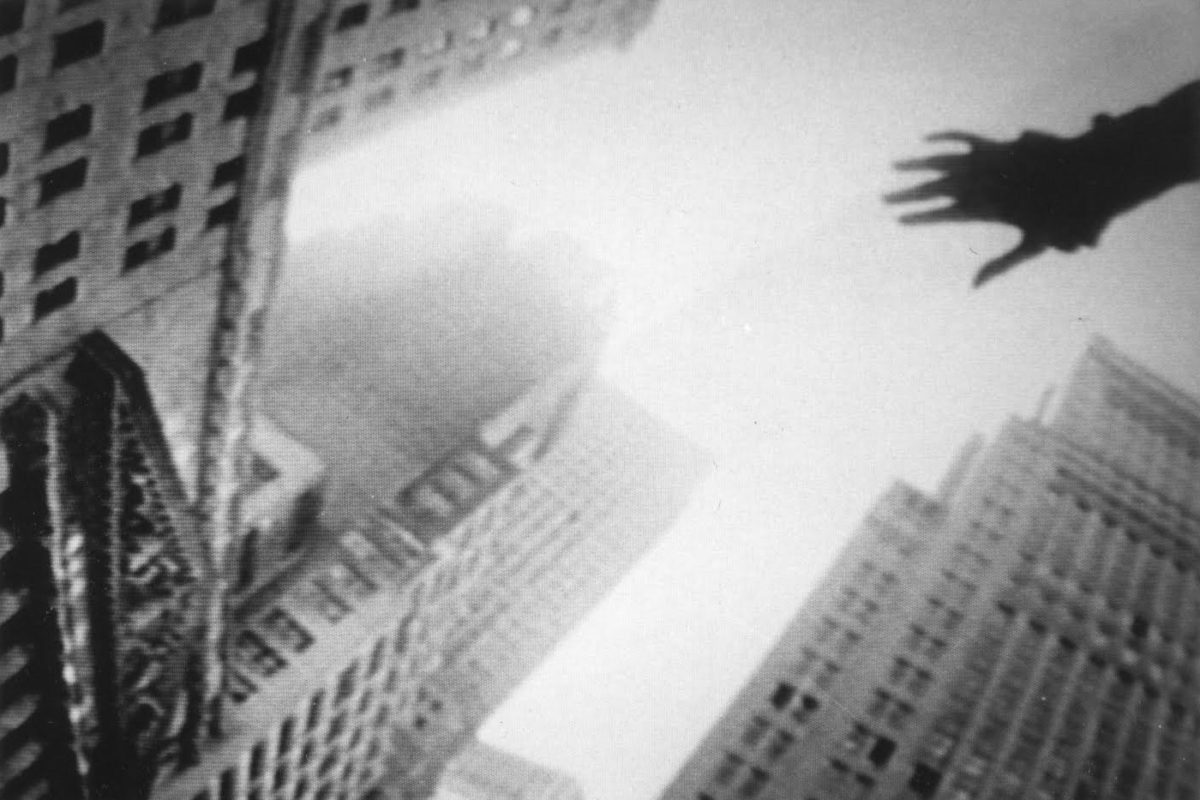 Jem Cohen, film still from This Is a History of New York, 1987