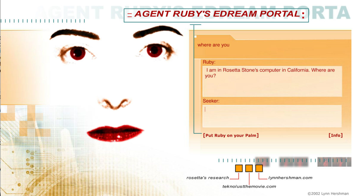 Agent Ruby Chat
